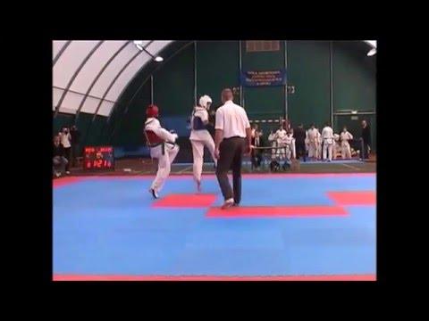 K.O. taekwondo WTF 2008 Opole