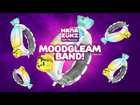 HANAZUKI MOODGLEAM BAND! | A Toy Insider Play by Play Sponsored by Hasbro