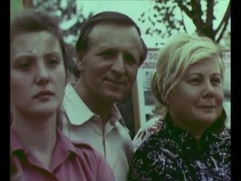 Житомир в 1984 году. Уникальный короткометражный докуме...
