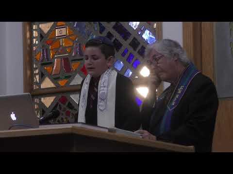 Temple Beth El Saturday Service