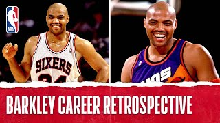 Charles Barkley Career Retrospective