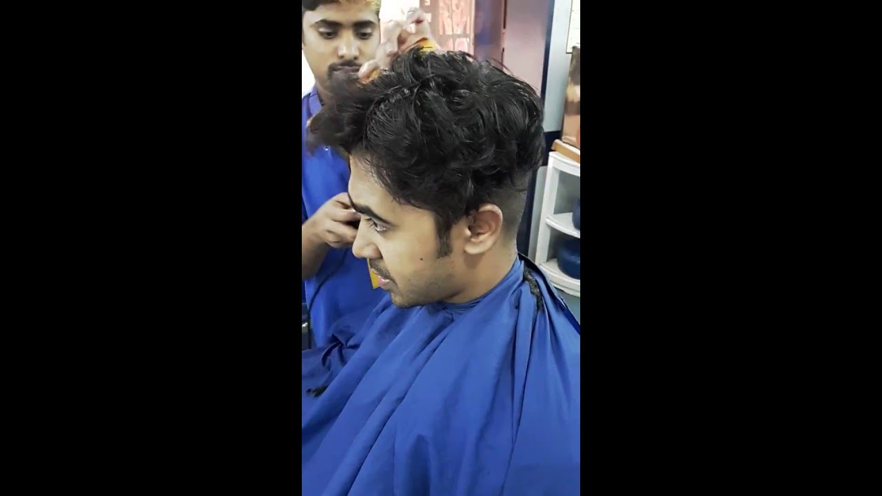 The India Haircut Series 289 By Yudihairstylist