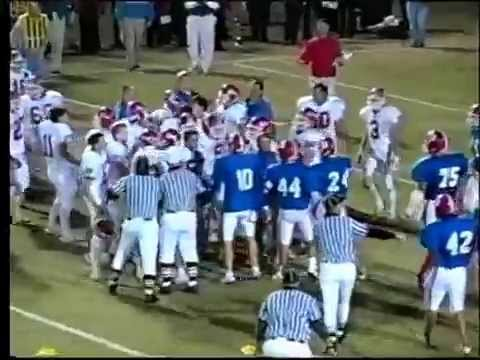 2005 Parklane Academy Football Highlights