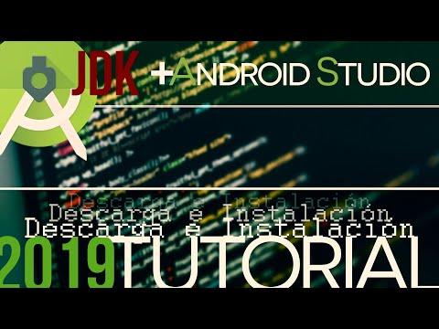 Java SE (JDK) Y Android Studio (2019)   Descargar E Instalar   Ultima Versión