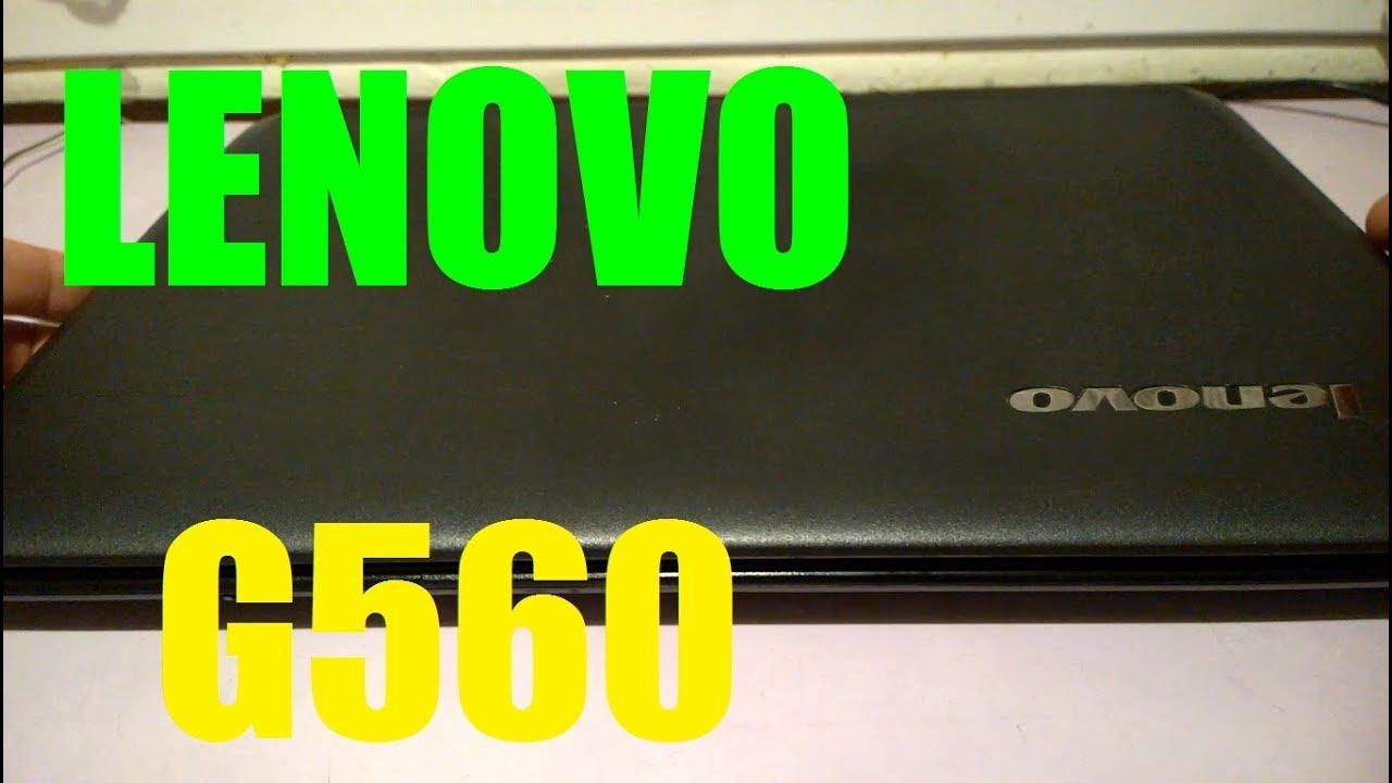 Lenovo G560 0679 Ram UpGrade - YouTube