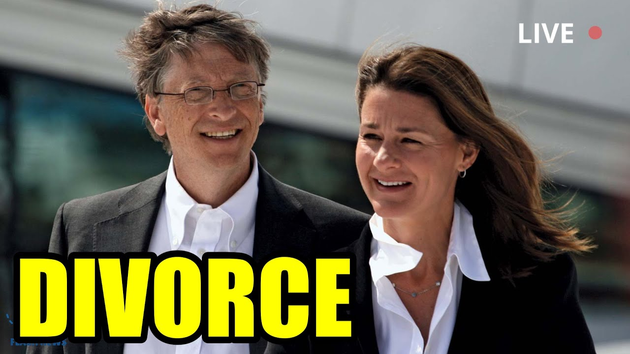 Microsoft co-founder Bill Gates, wife Melinda Gates, announce ...