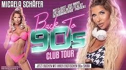 Micaela Schäfer: Back to 90s DJ Clubtour
