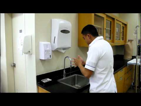 Hand Washing HAPPY B DAY
