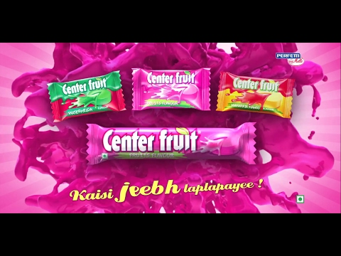 Center fruit forest TV Ad