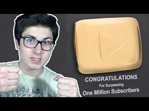 1 milyon abone plaketi   youtuber olma simülasyonu 9