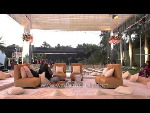 Wedding mandap designs showcased in India