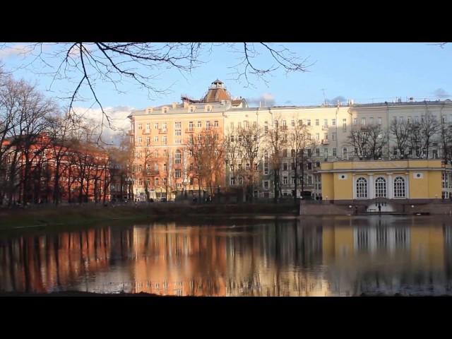 Прогулки по Москве. Патриаршие пруды
