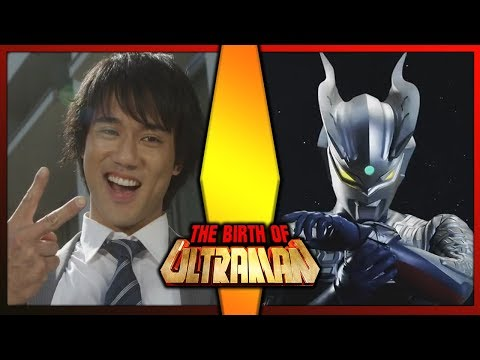The Birth Of Ultraman Zero !