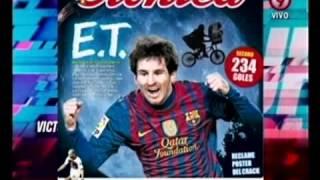 Duro de Domar - Partidazo! Messi y el resto del mundo vs Pagani, Hamilton y Mauro 21-03-12