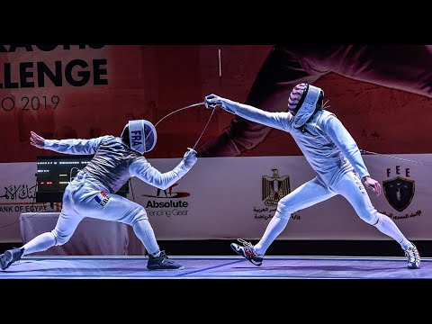 Cairo 2019 Team Men's Foil Final's Highlights: France vs. USA