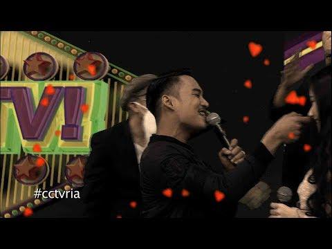 CCTV: HAEL HUSAINI USIK HIDUNG HANNA DELISHA. ADA ORANG JEALOUS TAK? (JAMPI - LIVE)