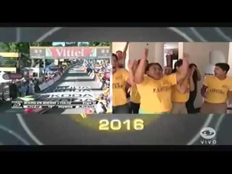 Jarlinson Pantano Ultimo Kilometro Etapa 15   Tour de Francia   17Julio2016  Narra  Goga