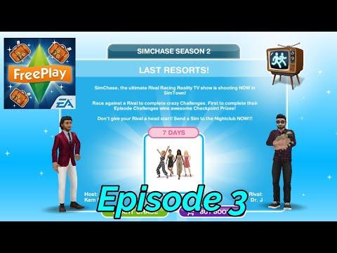 Simsfreeplay - SimChase Event Season 2 Last Resorts |Episode -3| Tutorial