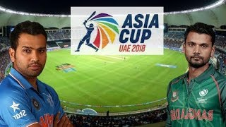 India vs Bangladesh Asia cup 2018 Final Live streaming free