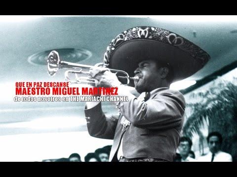 PARRANDA LARGA   JORGE NEGRETE y la trompeta de MIGUEL MARTINEZ   HOMENAJE