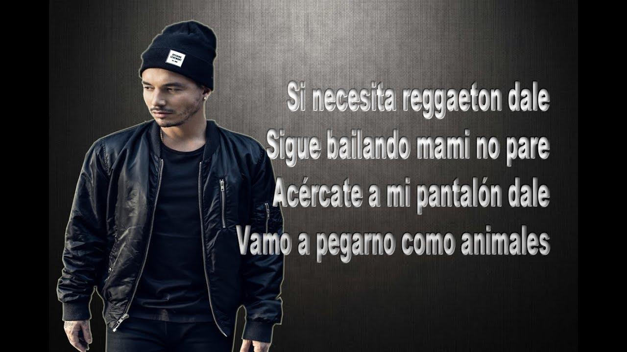 J Balvin: Ginza Remix (Letra)