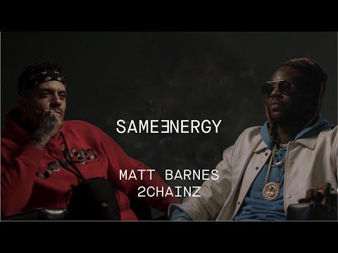 2 Chainz gets personal with Matt Barnes   SAME ENERGY