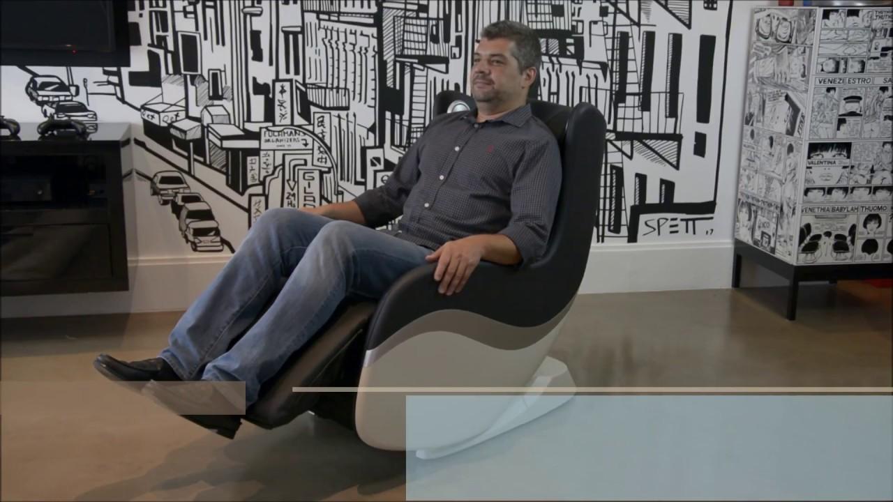 Poltrona Design Shiatsu Relaxmedic.Poltrona Massageadora Smart Chair Relaxmedic