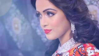 anurag makeup mantra ,,,,, recaption bridal  collection