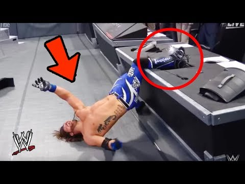 Download Youtube: 10 FUNNIEST Mistakes WWE Wrestlers Made In 2017