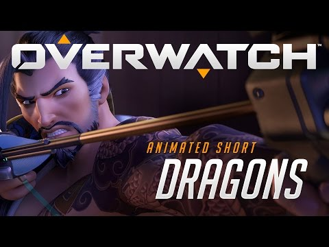 "Thumbnail: Overwatch Animated Short | ""Dragons"""