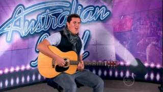 Audition - Stan Walker - Ordinary People (Full w/ Intro)