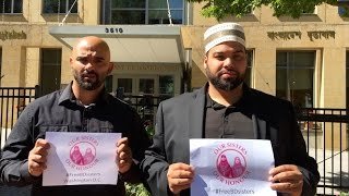 Message from Hizb ut-Tahrir to the Tyrant Government of Bangladesh from Washington DC #FreeBDsisters