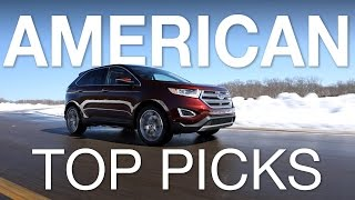 2016 Top American Car Picks | Consumer Reports