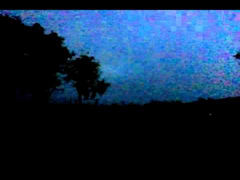 Lightning Strike - Fort Chiswell, VA