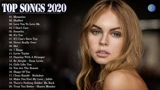 Pop Hits 2020 - New Popular Songs 2020 - Best Hits Music on Spotify