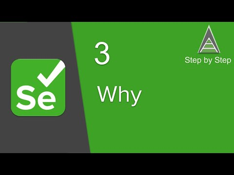 Selenium Beginner 3 - Why To Learn Selenium
