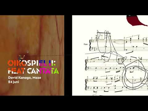 Holland Festival 2018: Oikospiel II: Heat Cantata - David Kanaga