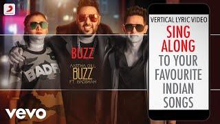 Buzz - Official Lyrics|Aastha Gill|Badshah
