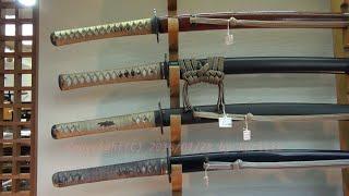 Japan Trip 2016 Tokyo kendo&Kyudo(Japanese archery) shops
