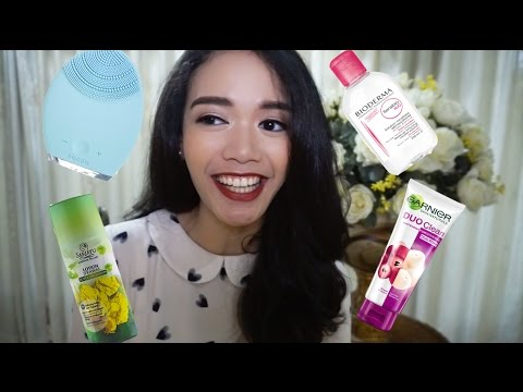 Skincare routine for oily skin indonesia
