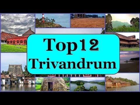 Trivandrum Tourism   Famous 12 Places to Visit in Trivandrum Tour