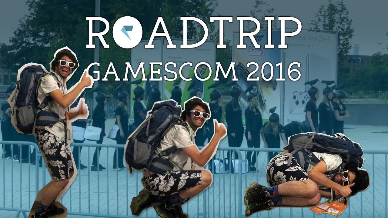 GDC & gamescom 2016 - Mon film de vacances