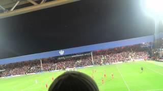 Jamie Mackie's GOAL against Middlesbrough