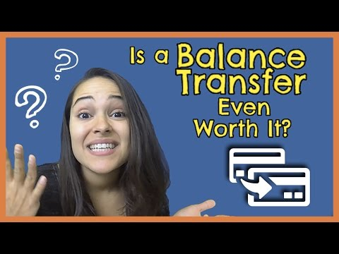 How My Friend Saved Hundreds With Balance Transfer