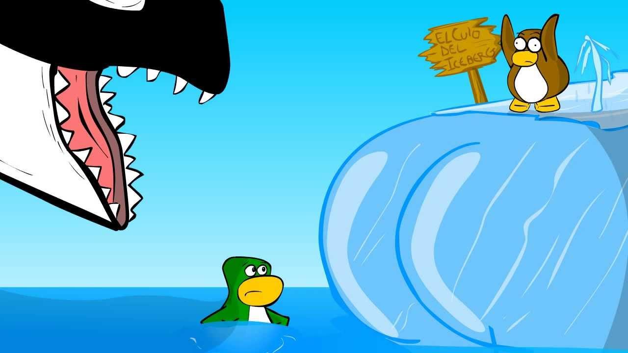 Pingüinos Animados La Nueva Ciudad Nada Episodio 6