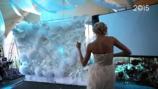 Пара 37::Кирилл и Наргиз::wedding balloon dance