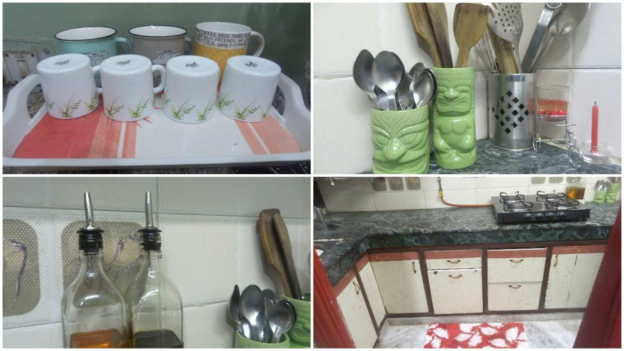Small Kitchen Organization Idea Indian Kitchen Organization