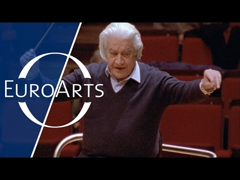 Celibidache rehearses Bruckner No. 9 (with English subtitles)