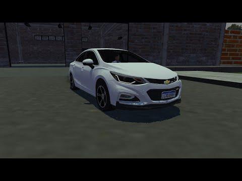 Chevrolet Cruze 2018 Proton Bus Simulator Mods