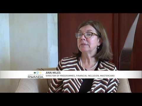 Rwanda hosts 4TH MasterCard Symposium on financial inclusion